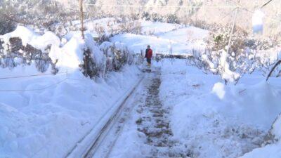Yer: Bursa… Sevdiği kadın için 70 metrelik teleferik yaptı