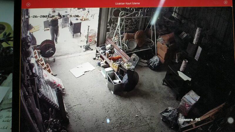 Yer:Bursa… 40 saniyede dehşeti yaşadılar! 'Bomba patladı zannettik'