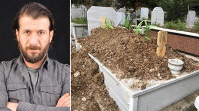 Bursa'da hayatını kaybeden genç oyuncu babasının mezarına defnedildi