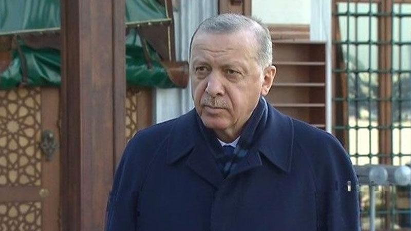 Cumhurbaşkanı Erdoğan'dan aşı açıklaması: 10 milyon doz gelecek