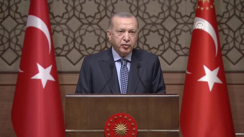 Cumhurbaşkanı Erdoğan'dan önemli açıklamalar…