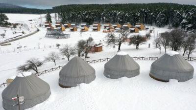 Huzur dolu tatil isteyenler dikkat! Bursa'daki bu yer tam size göre…