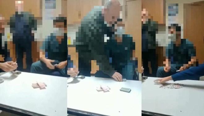 Hastanede kumar iddiası! 5 personel açığa alındı
