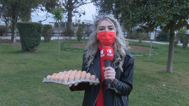 Yumurta fiyatları neden arttı? Üreticisi OLAY'a açıkladı…