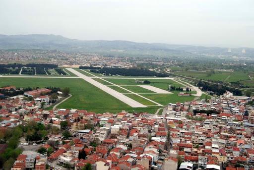 Yunuseli Havaalanı arazisi ne olacak?