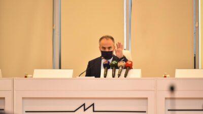 Bursa'da su sıkıntısı var mı? Başkan Aktaş'tan flaş açıklama…