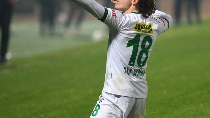 Ali Akman 10 gole ulaştı – TFF 1.Lig'in en genç golcüsü