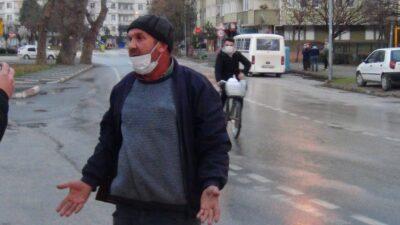 Bursa'da alkollü ve ehliyetsiz işçi taşıyan sürücü kaza yapınca yakalandı