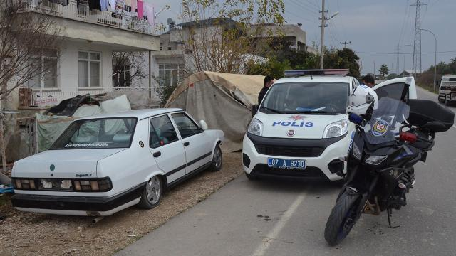Kısıtlamayı ihlal edip drift yapan ehliyetsiz sürücüye ceza