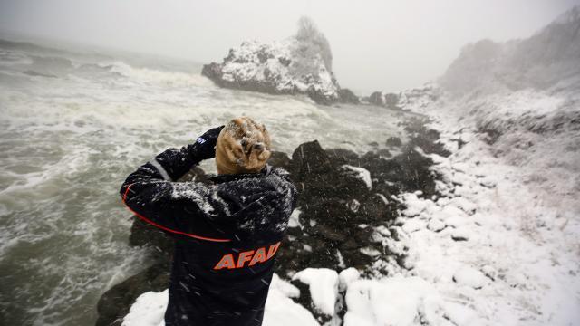 Karadeniz'de 2 kişinin daha cesedi bulundu