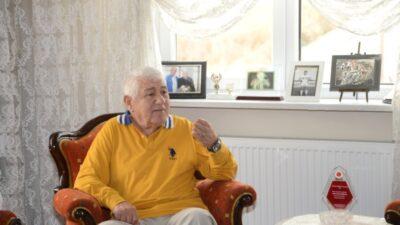 Bursaspor'un acı kaybı! Hasan Bora'yı kaybettik…