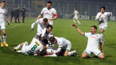 Bursaspor için sözün bittiği an!