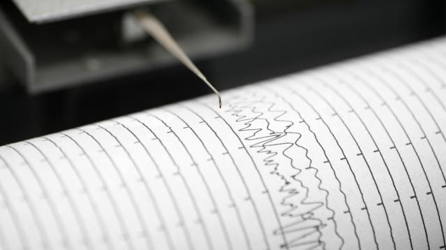 Ankara'da şiddetli deprem