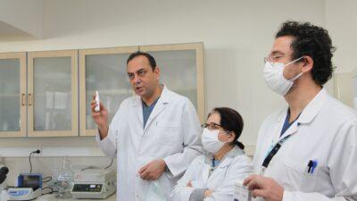 Uludağ Üniversitesi'nden büyük buluş! Koronavirüsü 1 dakikada öldürüyor…