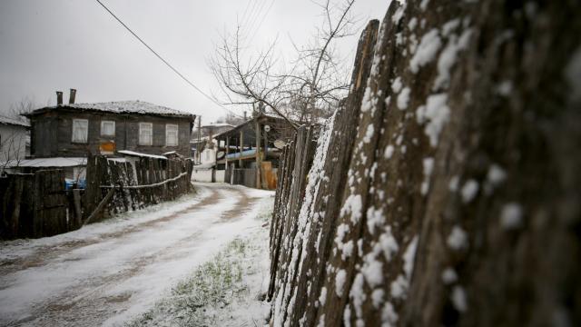 Trakya için 'turuncu' uyarı: 3 ilde kar bekleniyor