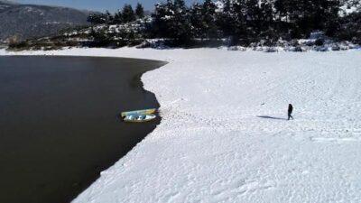 Kuruma noktasına gelmişti! Gölbaşı Barajı'nda sevindiren gelişme