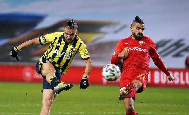 Süper Lig'de 21. hafta! Fenerbahçe takipte…