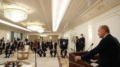 Cumhurbaşkanı Erdoğan'dan Bursa'ya müjde…