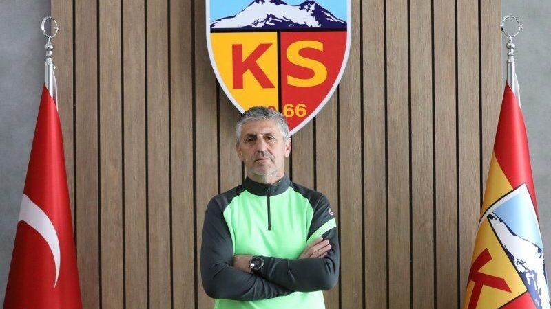 Kayserispor'da tanıdık antrenör! Göreve devam ediyor…