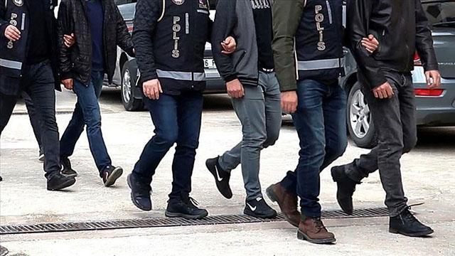 Balıkesir merkezli 4 ilde uyuşturucu operasyonu: 7 tutuklama
