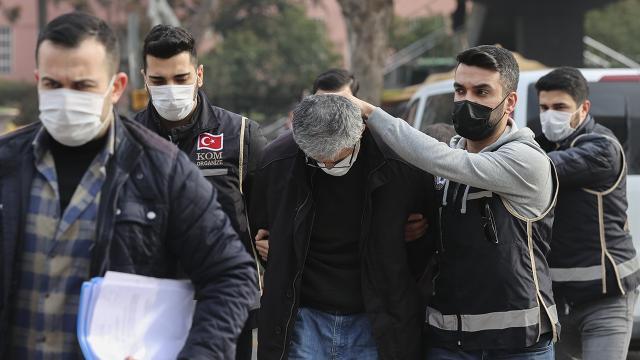 FETÖ firarisi eski emniyet müdürleri tutuklandı