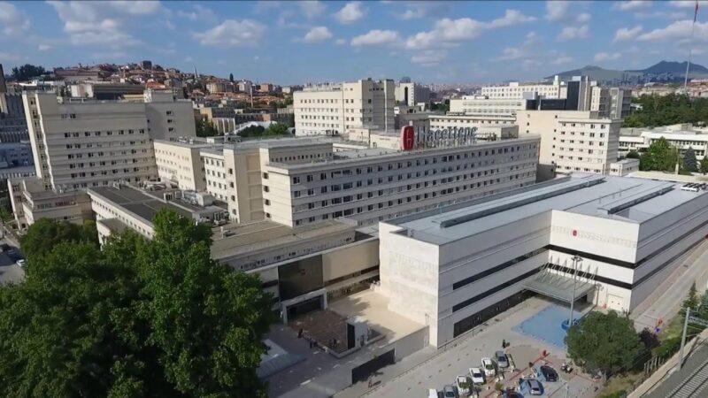 Hacettepe Üniversitesi'ne öğrenci alımı