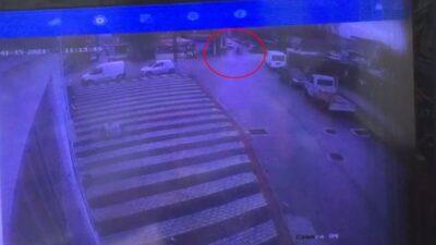 Yer: Bursa… İki kamyonet arasında sıkıştı