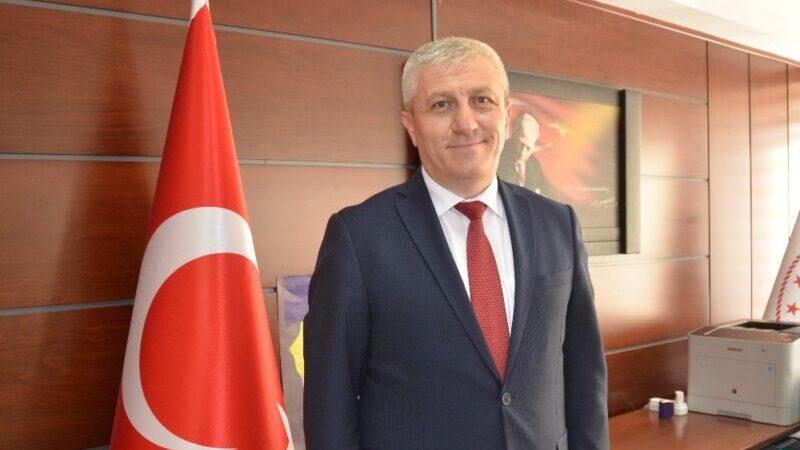 Bakan Koca'nın başlattığı kampanyaya Bursa İl Sağlık Müdürü'nden destek
