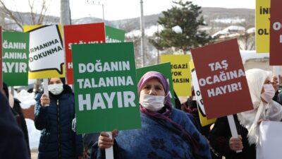 Bursa'nın 7 köyünde halk ayaklandı; Geldiğiniz gibi gidin!