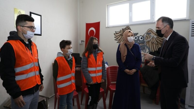 İnegöl Belediyesi ile atölye evlere taşınıyor