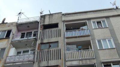 Bursa'da yangın paniğe yol açtı!