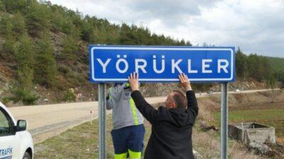 Bursa'da o mahallenin hem ismi tabelası da değişti!