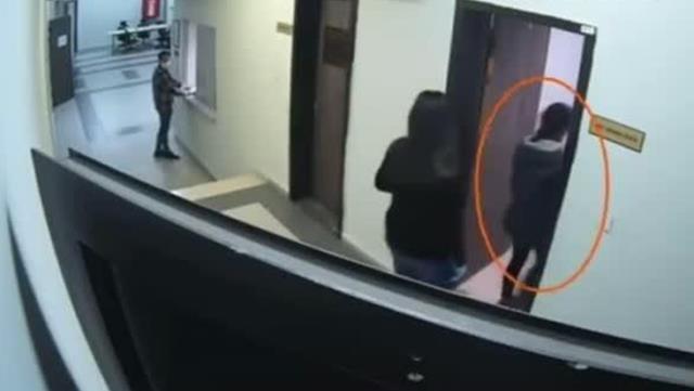 Boğaziçi'ndeki gözaltılara çıplak arama iddiası ses getirmişti! Emniyet'ten videolu yanıt!