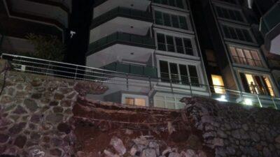Bursa'da korkutan olay! Sesi duyan 'deprem oluyor' zannetti