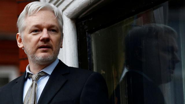 Assange'ın ABD'ye iadesi talebi reddedildi