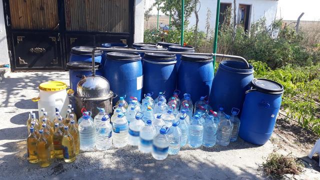Kaçak içki satanlara göz açtırılmadı: 20 ton ele geçirildi
