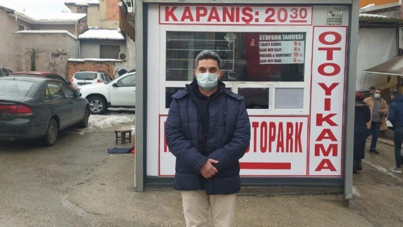 """Bursa'da vatandaşlar zor anlar yaşadı! """"O acı çekeceğine ben çekeyim"""""""