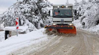 Belediyelerimiz kışa hazırlıklılar
