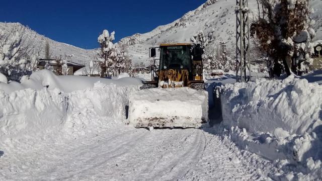 Kar ve tipi 3 ilde ulaşımı aksattı