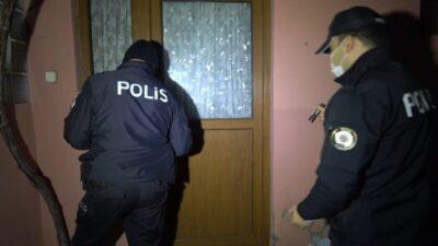 Bursa'da kısıtlamada yakalanan hırsızlara ceza yağdı!