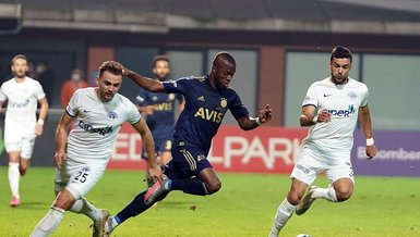 Süper Lig'de 16. hafta bitti! Kasımpaşa-F.Bahçe maçını kim kazandı?