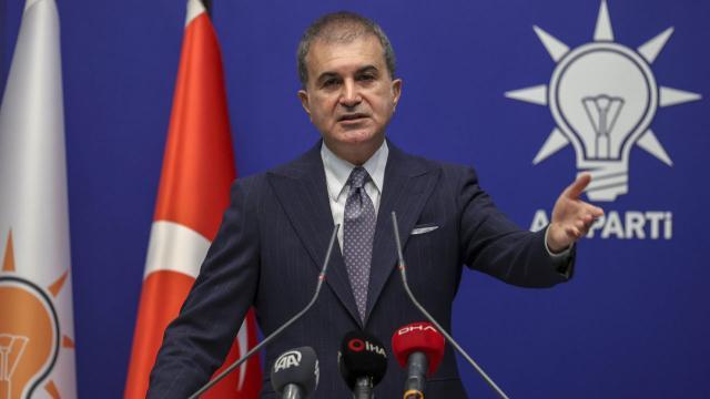 Çelik'ten CHP'ye 'militan' tepkisi: Buna müsaade etmeyiz