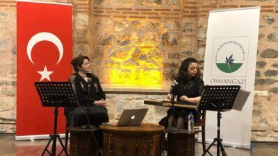 Osmangazi'de 'Kadın Bestekârlar' konseri