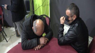 Bursa'da baskında yakalandılar! Tanınmamak için…