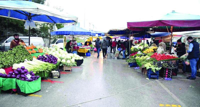 Bursa'da o semt pazarı ne zaman kurulacak?