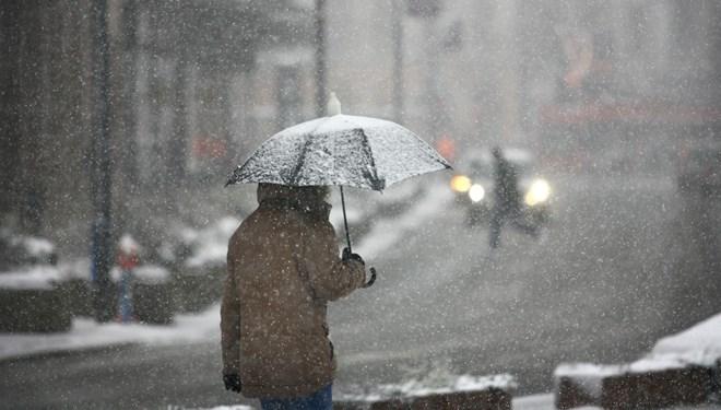 Meteoroloji duyurdu! Kar yağışı geri geliyor