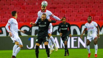 1.Lig'de 18. hafta! Samsunspor-Altay maçı nasıl bitti?