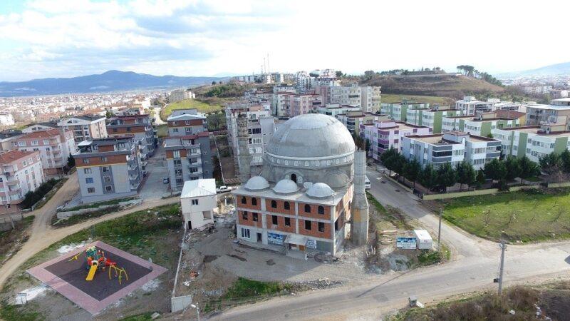 Bursa'da şehitlerin adı camide yaşatılacak
