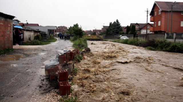 Sırbistan'da sel: OHAL ilan edildi