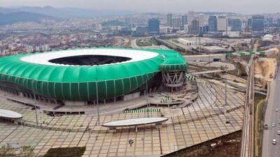 Stadyuma hayat verecek proje! Başkan Aktaş'tan Bursasporlular'a müjde…